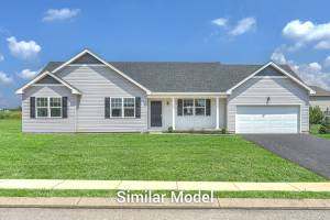 Similar Model to 170 Cedarlyn Drive Exterior Home view